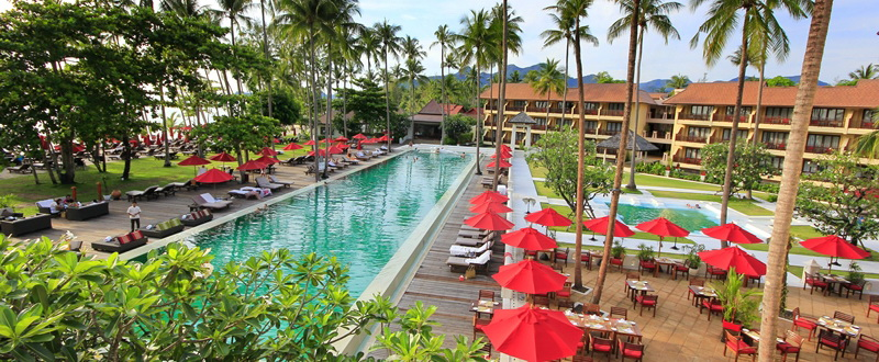 The Emerald Cove Koh Chang Luxury Beach Resort Thailand Thailand
